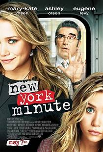 Picture of a movie: New York Minute
