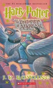 Picture of a book: Harry Potter And The Prisoner Of Azkaban