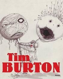 Picture of a book: Tim Burton