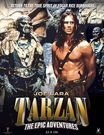 Picture of a TV show: Tarzan: The Epic Adventures