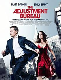 Picture of a movie: The Adjustment Bureau