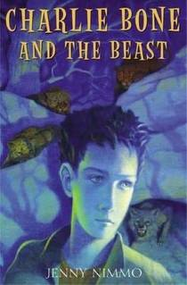 Picture of a book: Charlie Bone and the Beast