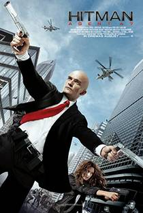 Picture of a movie: Hitman: Agent 47