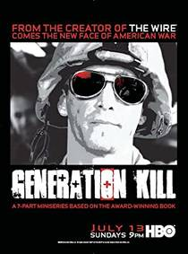 Picture of a TV show: Generation Kill