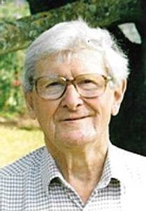 Picture of an author: Dick King-Smith