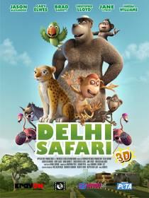 Picture of a movie: Delhi Safari