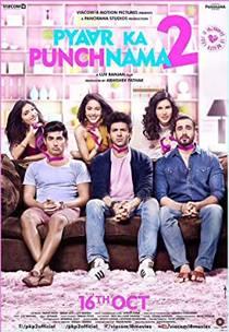 Picture of a movie: Pyaar Ka Punchnama 2