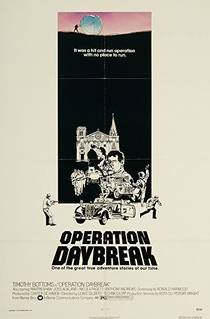 Picture of a movie: Operation: Daybreak