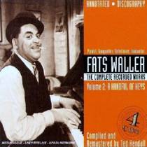 Picture of a band or musician: Fats Waller