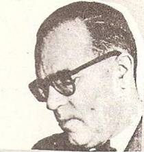 Picture of an author: João Guimarães Rosa