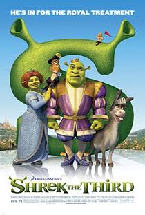 Picture of a movie: Shrek The Third