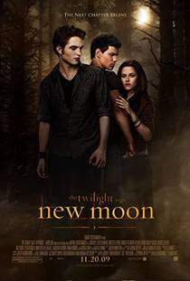 Picture of a movie: The Twilight Saga: New Moon