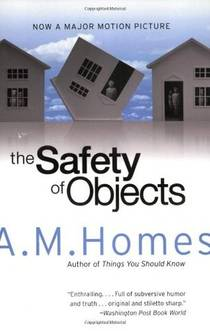 Picture of a book: The Safety Of Objects