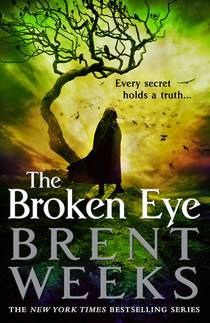 Picture of a book: The Broken Eye