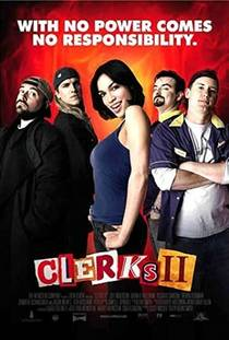Picture of a movie: Clerks II