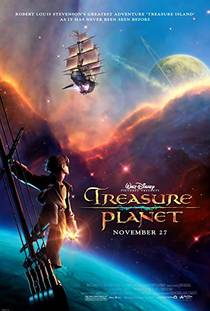 Picture of a movie: Treasure Planet
