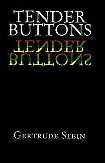 Picture of a book: Tender Buttons