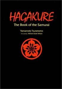 Picture of a book: Hagakure: The Book Of The Samurai