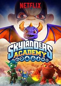 Picture of a TV show: Skylanders Academy