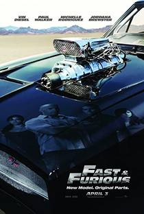Picture of a movie: Fast & Furious