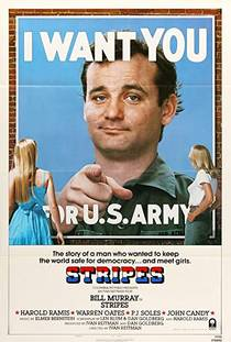 Picture of a movie: Stripes