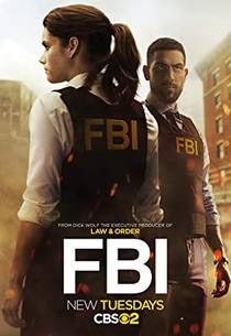 Picture of a TV show: Fbi