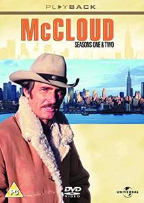Picture of a TV show: Mccloud