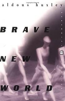 Picture of a book: Brave New World
