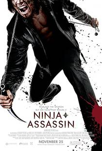 Picture of a movie: Ninja Assassin