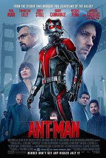Picture of a movie: Ant-Man