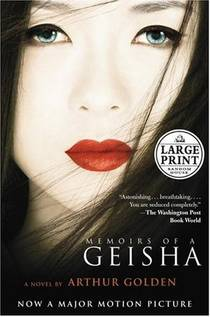 Picture of a book: Memoirs Of A Geisha