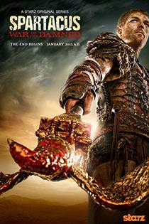 Picture of a TV show: Spartacus: Blood And Sand