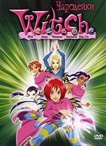 Picture of a TV show: W.I.T.C.H.