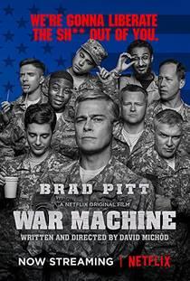 Picture of a movie: War Machine