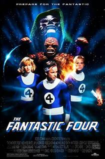 Picture of a movie: The Fantastic Four