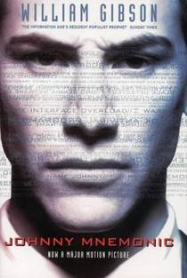 Picture of a book: Johnny Mnemonic