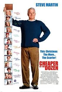 Picture of a movie: Cheaper By The Dozen