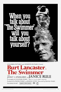 Picture of a movie: The Swimmer