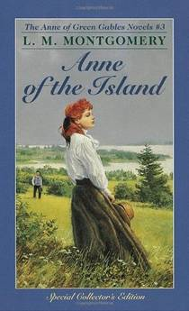 Picture of a book: Anne Of The Island