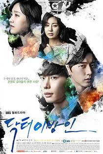 Picture of a TV show: Doctor Stranger