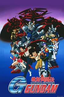 Picture of a TV show: Mobile Fighter G Gundam