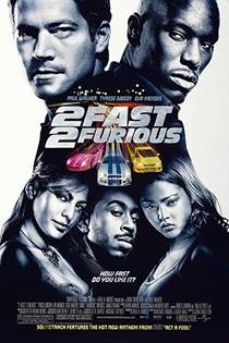 Picture of a movie: 2 Fast 2 Furious