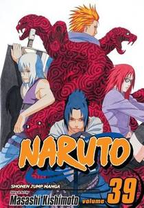 Picture of a book: Naruto, Vol. 39: On the Move