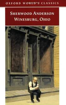 Picture of a book: Winesburg, Ohio