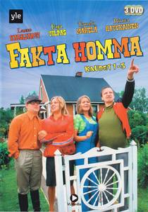 Picture of a TV show: Fakta Homma