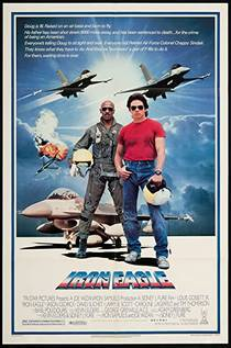Picture of a movie: Iron Eagle