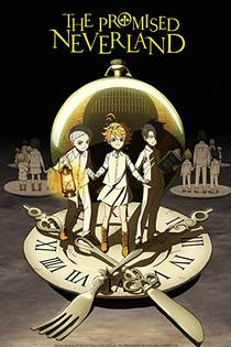 Picture of a TV show: The Promised Neverland