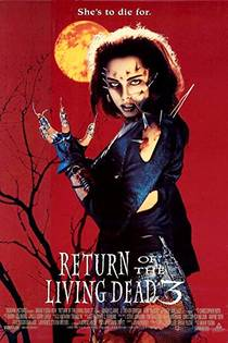 Picture of a movie: Return Of The Living Dead 3