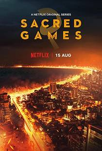 Picture of a TV show: Sacred Games