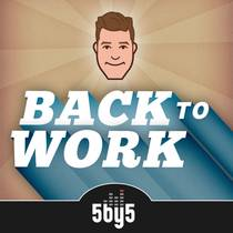Picture of a podcast: Back To Work